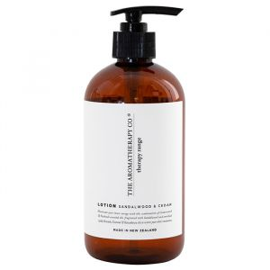 THERAPY STRENGTH HAND & BODY LOTION SANDALWOOD & CEDAR