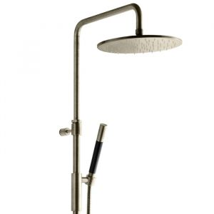 TAPWELL TVM7200 EDT 2 TAKDUSCH BRUSHED NICKEL