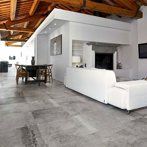 LA ROCHE GREY 80X80 SMOOTH