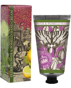 KEW GARDENS ELDERFLOWER & POMELO HAND CREAM