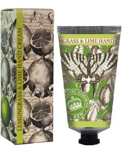 KEW GARDENS LEMONGRASS & LIME HAND CREAM