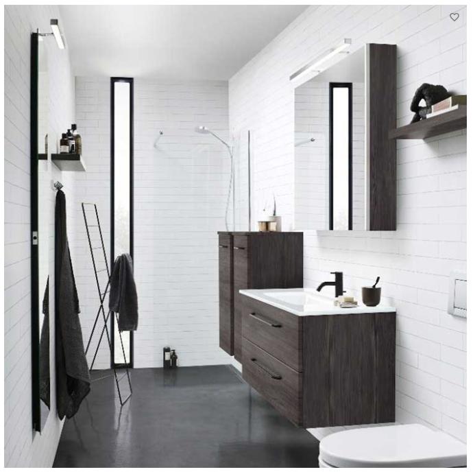 badrumsinspo svart